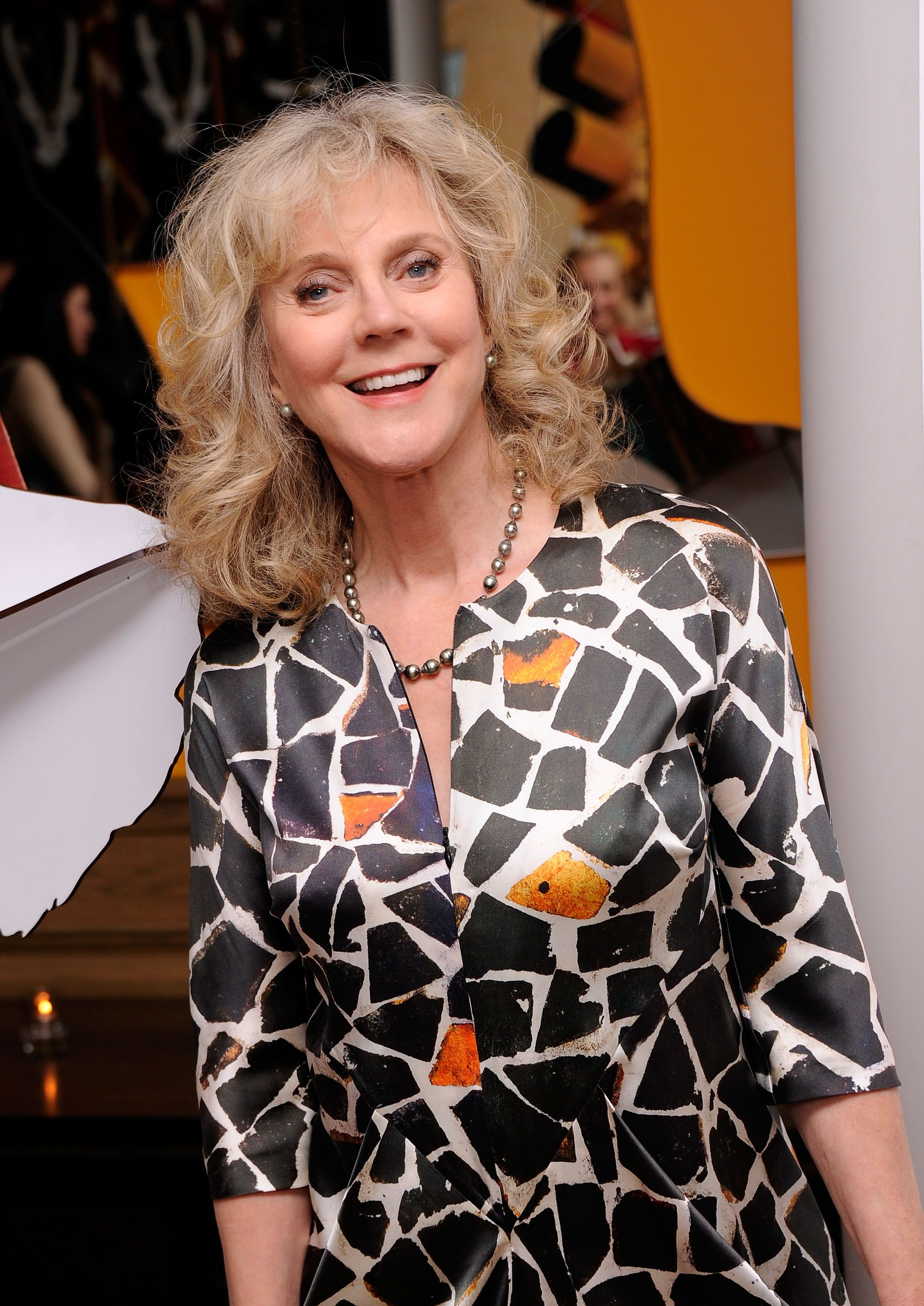 blythe danner young