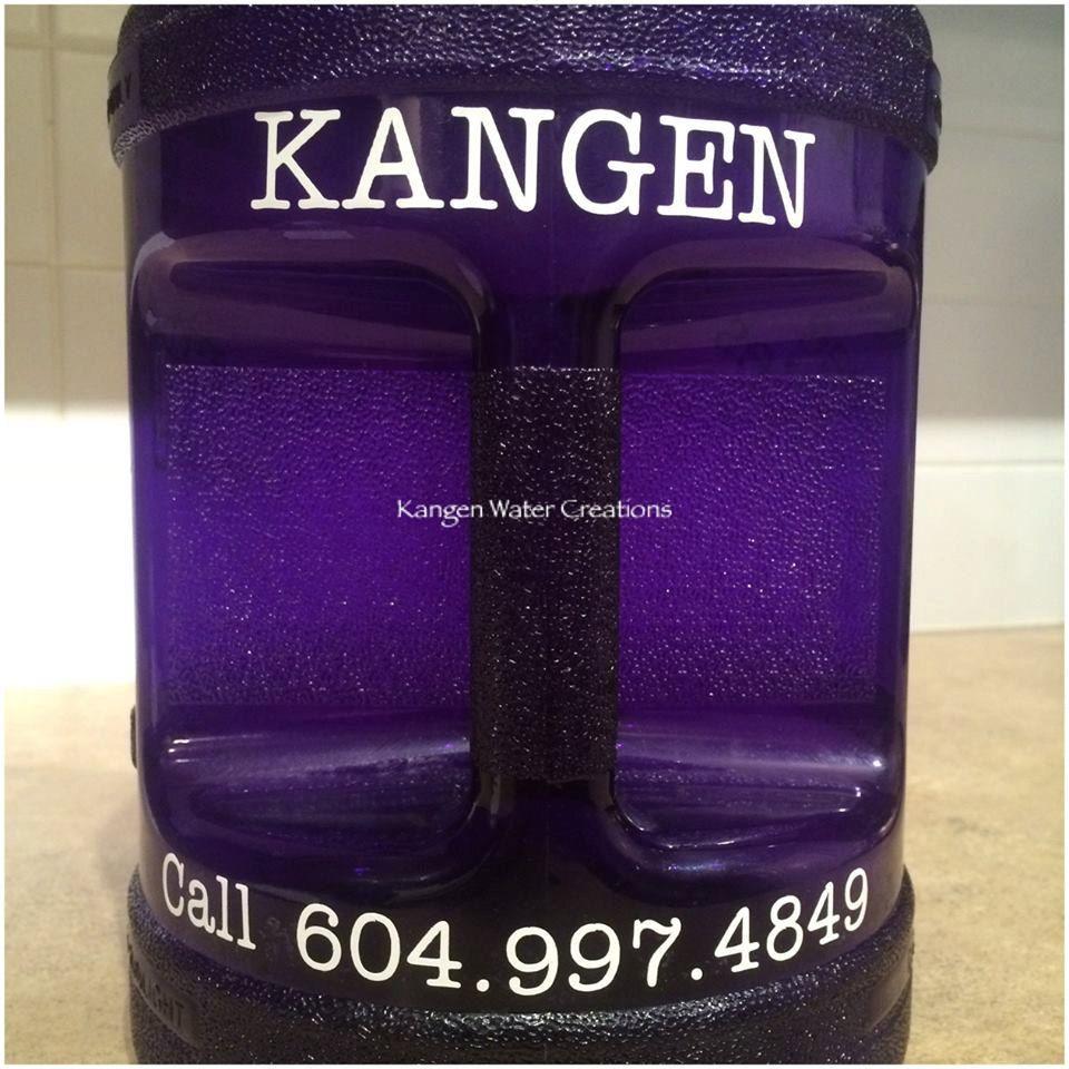KANGEN Text WPhone Number Custom Vinyl Decals To Advertise Your - Custom vinyl decals numbers