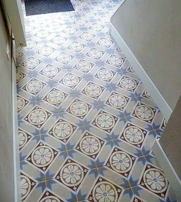 Pin De Graciela Coralli En Calcáreas Interior Baldosa De Cemento Azulejos De Mosaico Baldosas