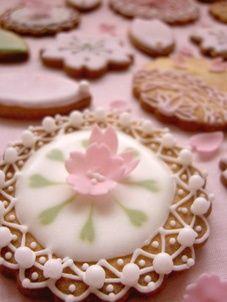 biscotti in filigrana