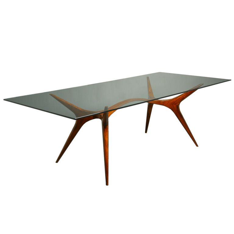41+ Vintage glass dining table Best Seller