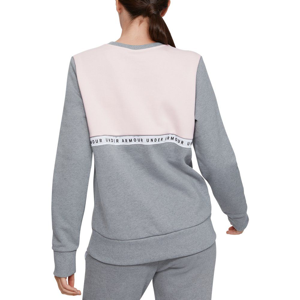 Photo of UA Performance Originators Fleece Logo für Damen Crew | Under Armour US