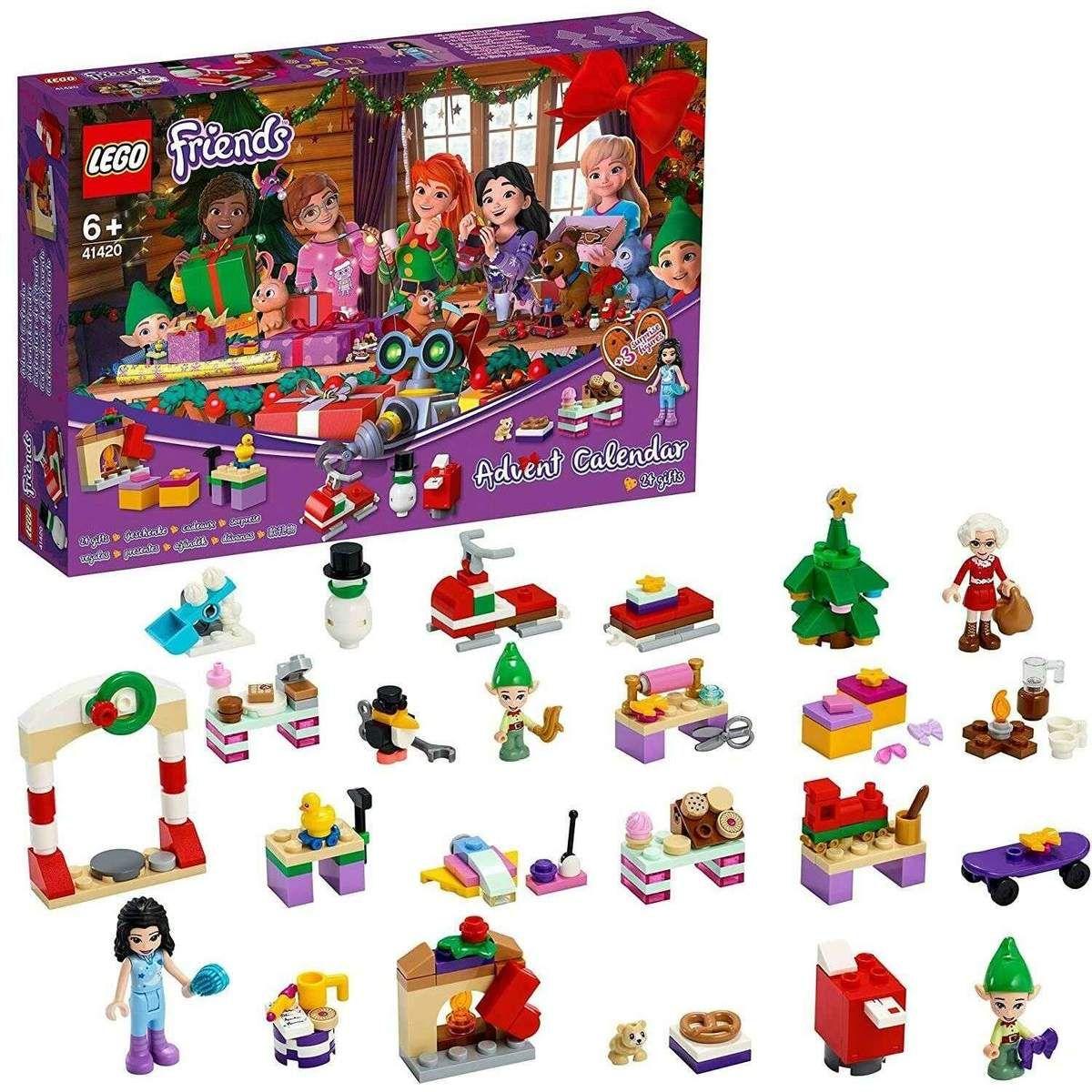 Adventskalender Kinder Spielzeug