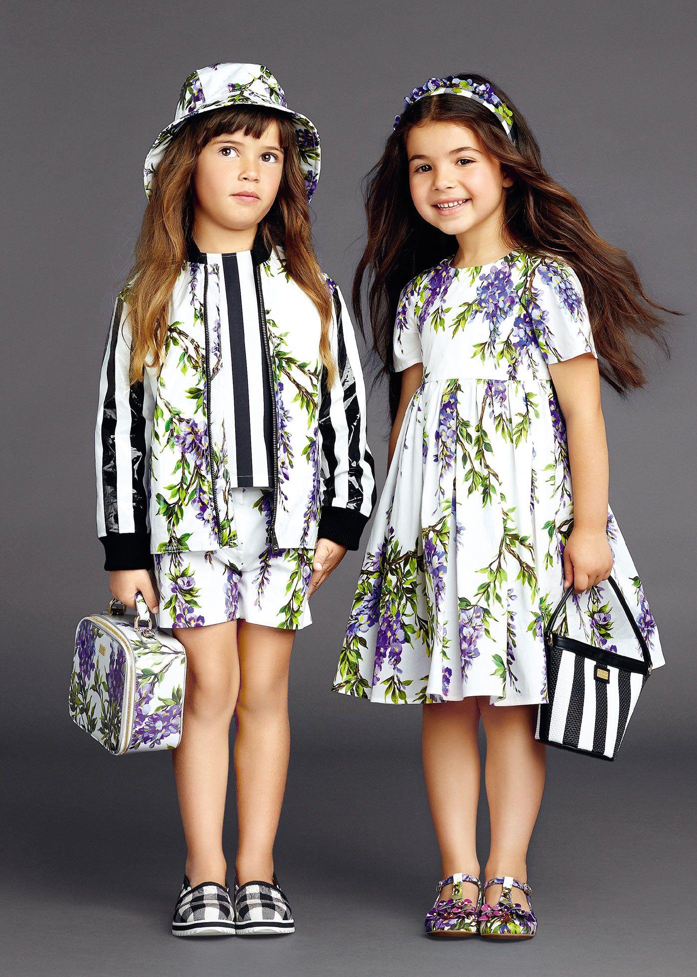 7a53dbb01 Dolce & Gabbana Children Summer Collection 2015   Crianças   Kids ...