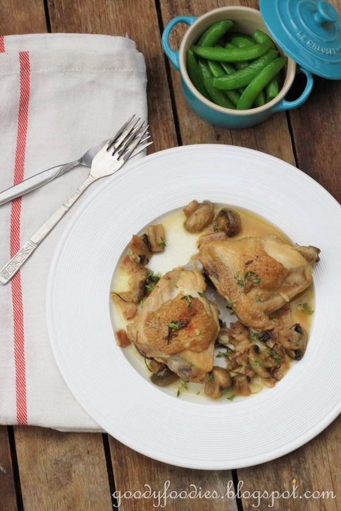 Chicken fricasee gorden ramsey chicken recipes pinterest food forumfinder Gallery