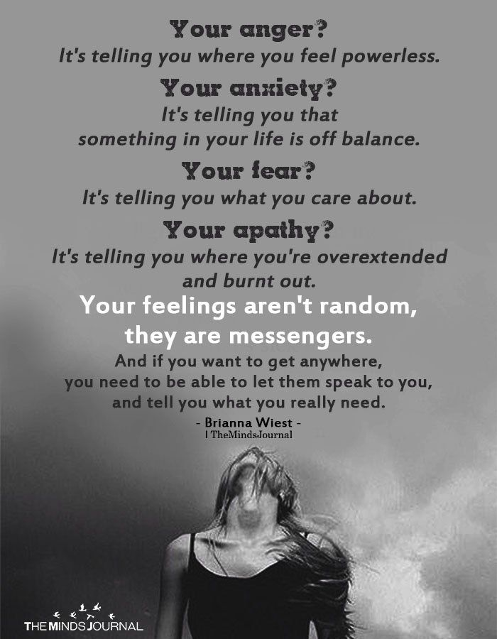 Your Anger? It's Telling You Where You Feel Powerl