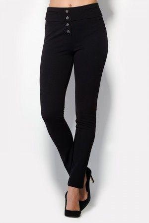 Жіночі брюки «Трес» чорного кольору  40b62bb9fe796