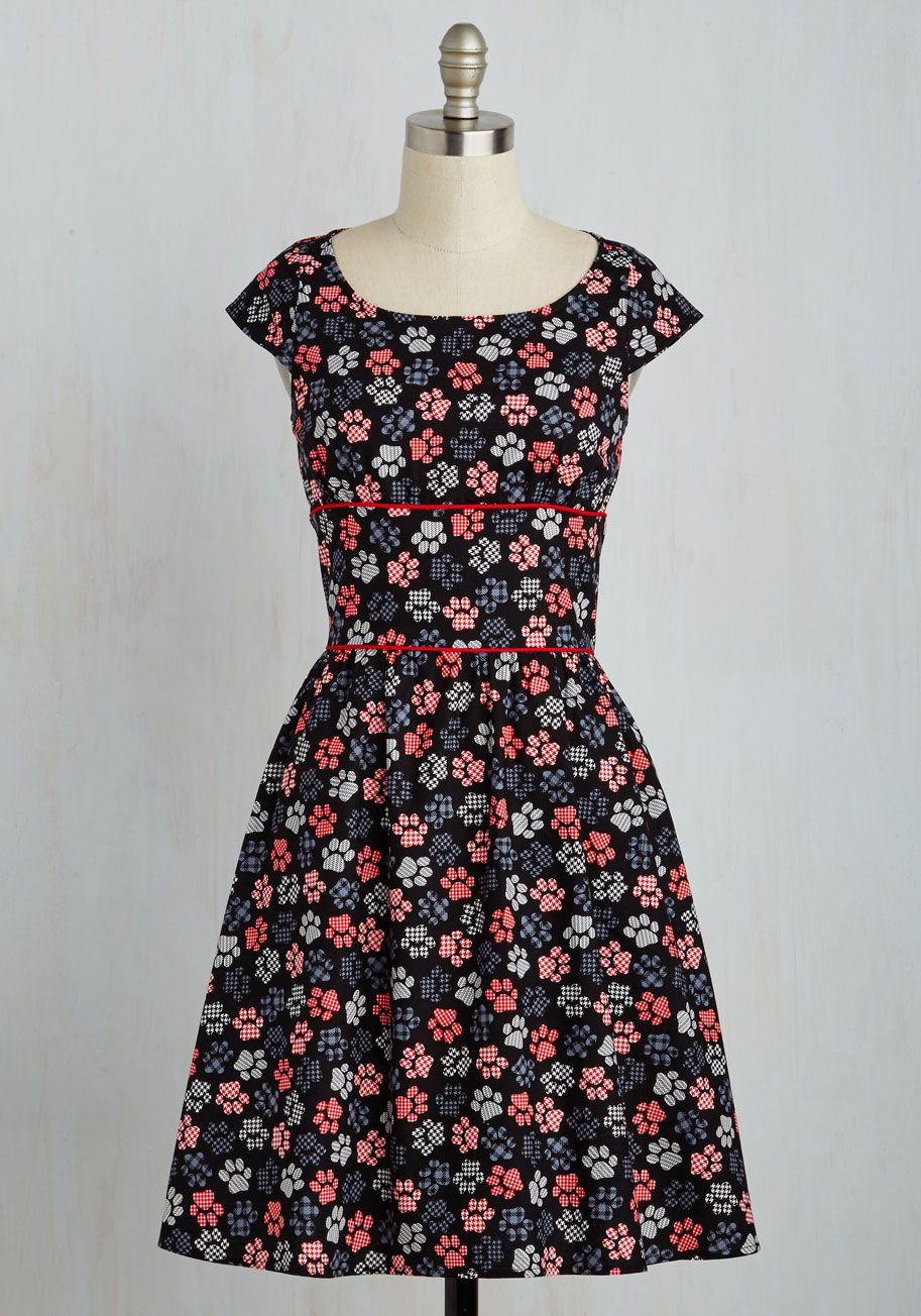 034776426a Totally Paw-Inspiring Dress