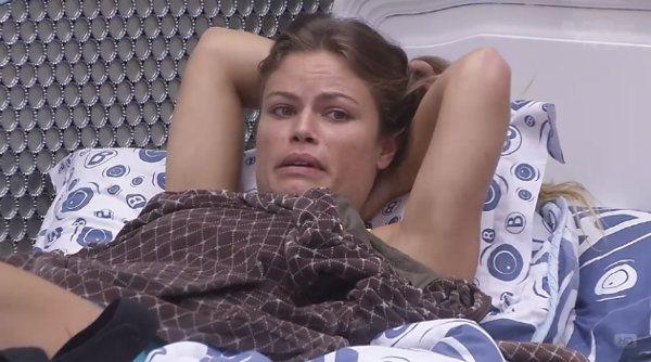 "Nat se diz traída pelos BBBs ""Ninguém me avisou que podia beber água"" | Felippe Canale - Yahoo! TV"