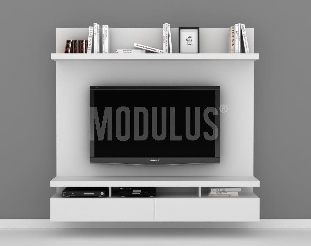 Sistema Mural 51 Laqueado Comprar En Modulus Ideas Para El  # Muebles Murales