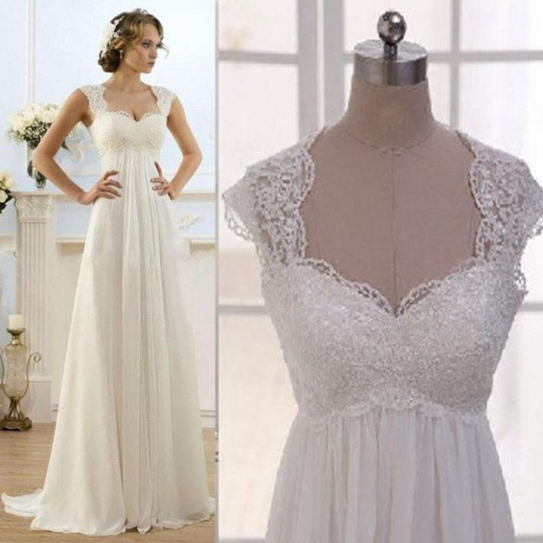 What You Should Wear To Empire Line Wedding Dress Empire Line Wedding Dress Https Ift Tt Empire Waist Wedding Dress Pregnant Wedding Dress Wedding Dresses