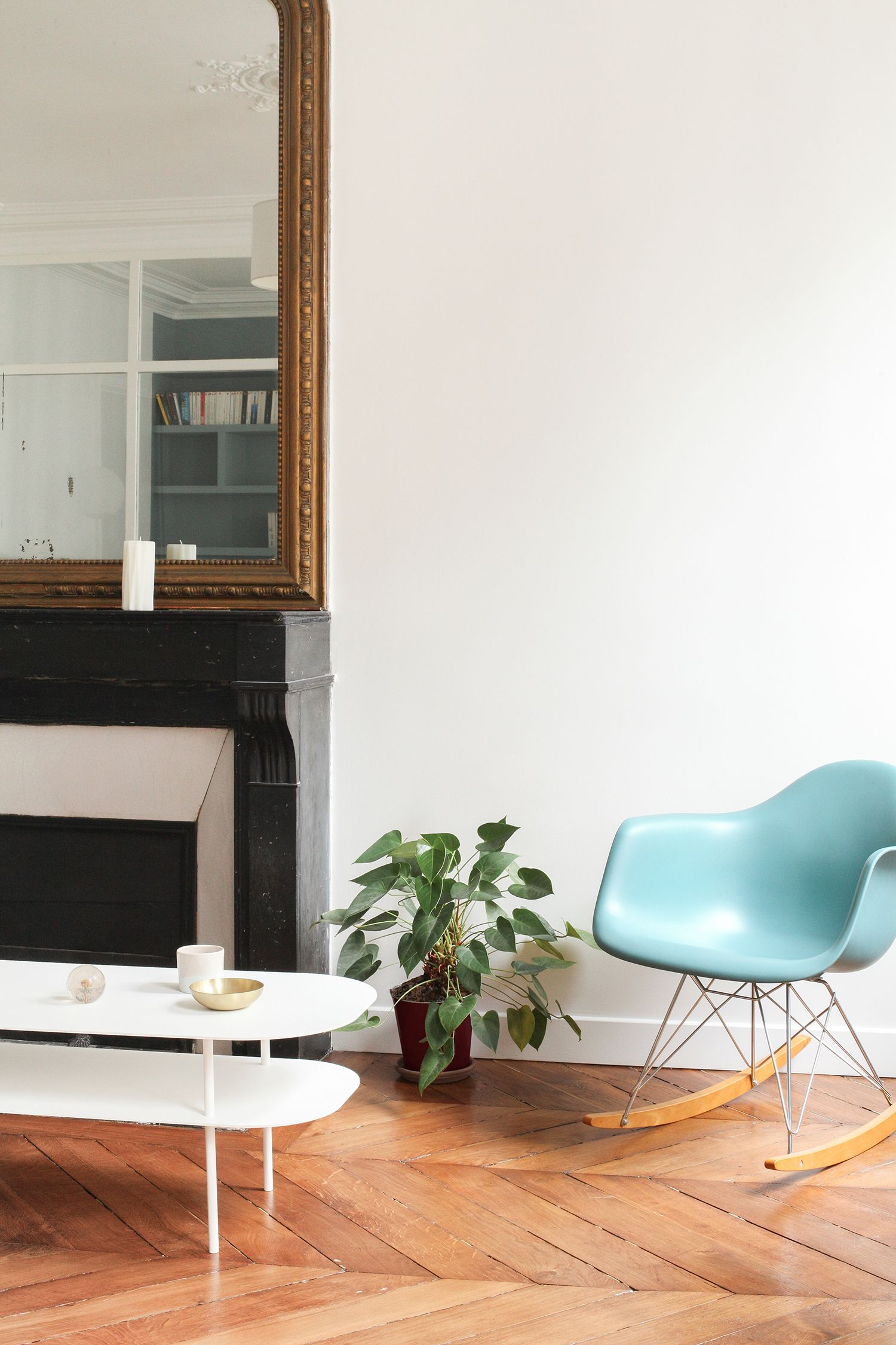 Idée Déco Appartement Ancien Archi Renovation Appartement Bleu Heju Studio 4 Ar In 2019