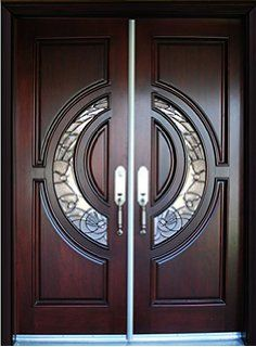 Robot Check Wood Front Entry Doors Traditional Front Doors Wooden Door Design