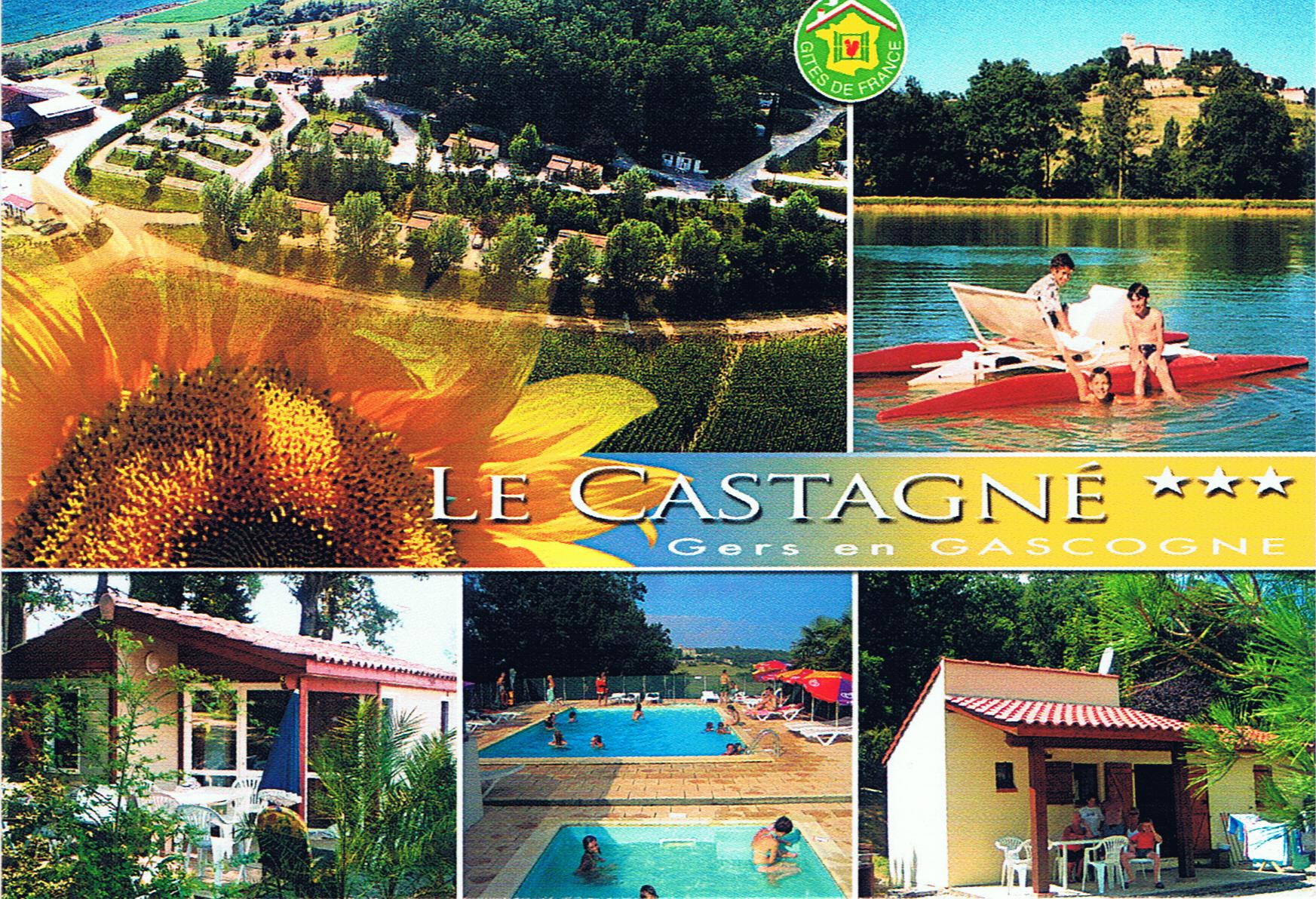 Vue D Ensemble Du Domaine Le Castagne Auch Gers Camping Gites Chambres D Hotes Domainelecastagne Com Spa Sauna Chambre D Hote Hotes