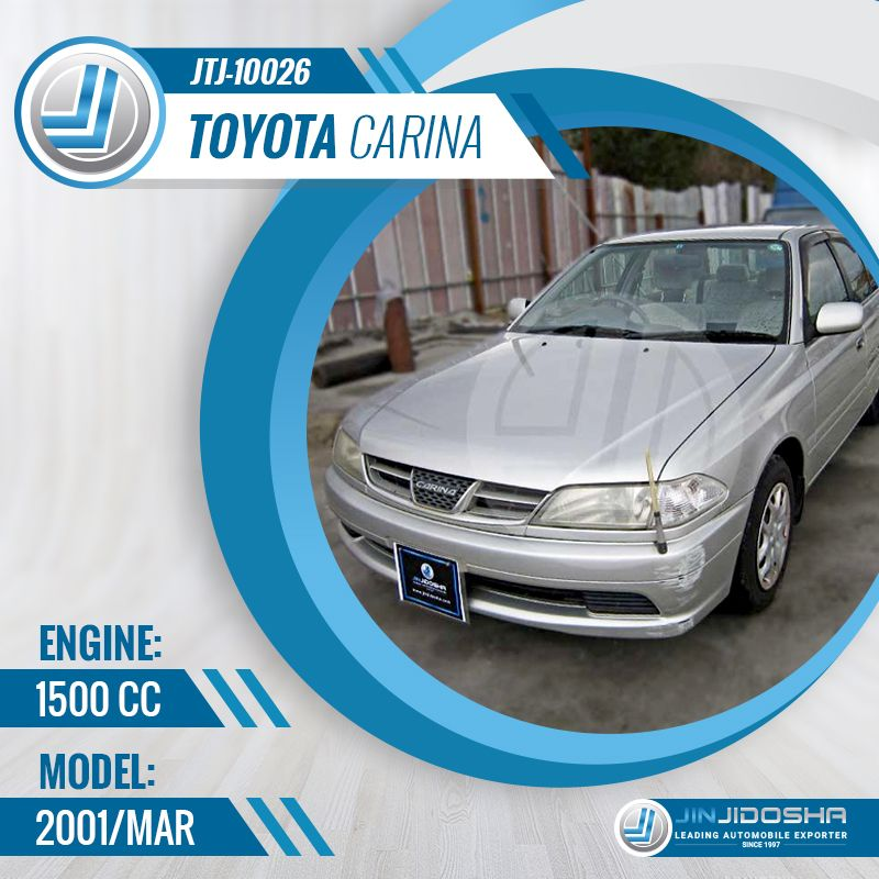 Toyota Carina In Stock Car Specifications https//www