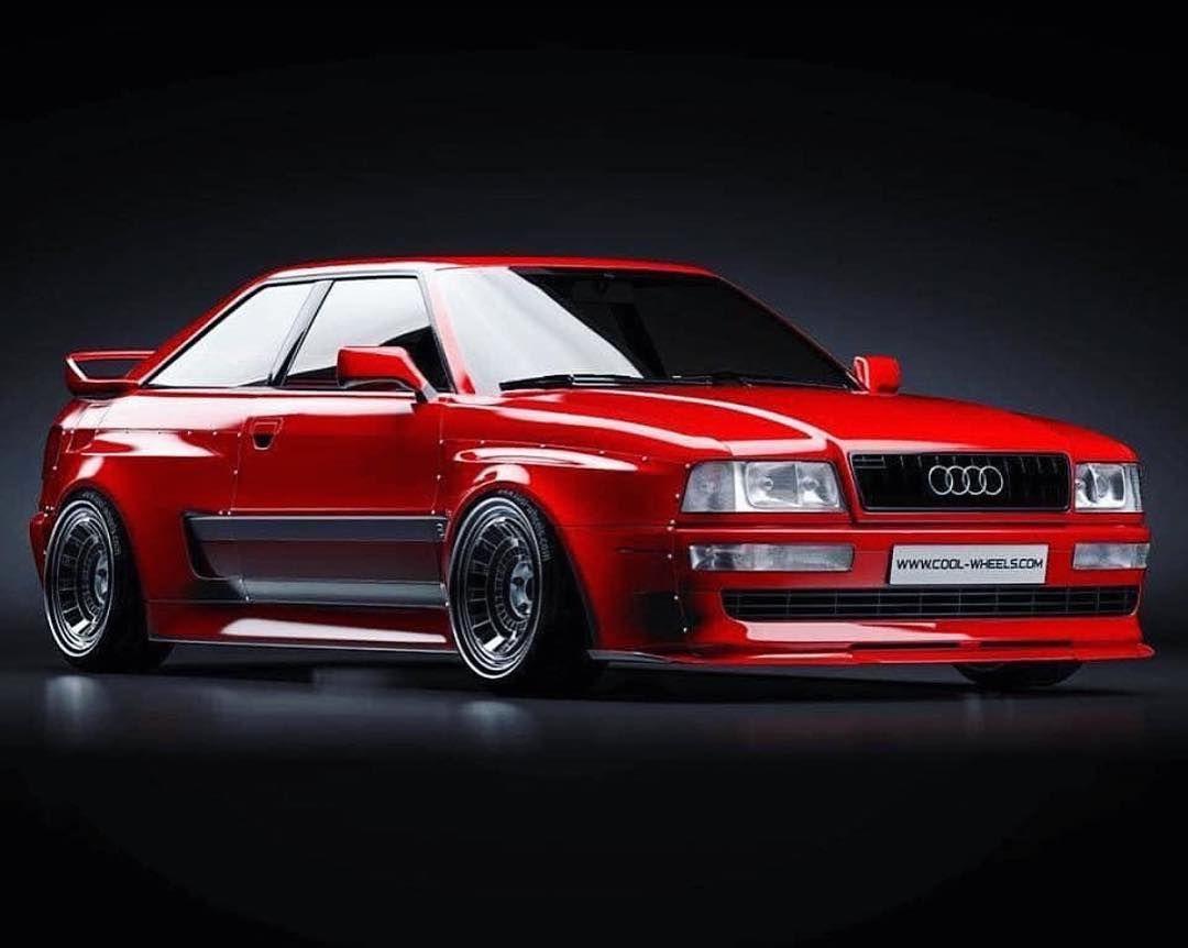 Audi 5zyl Fanpage On Instagram At Classicsunited Audi 80 Coupe