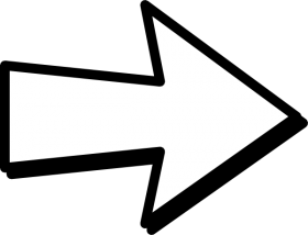 White Transparent Background Arrow Png Image