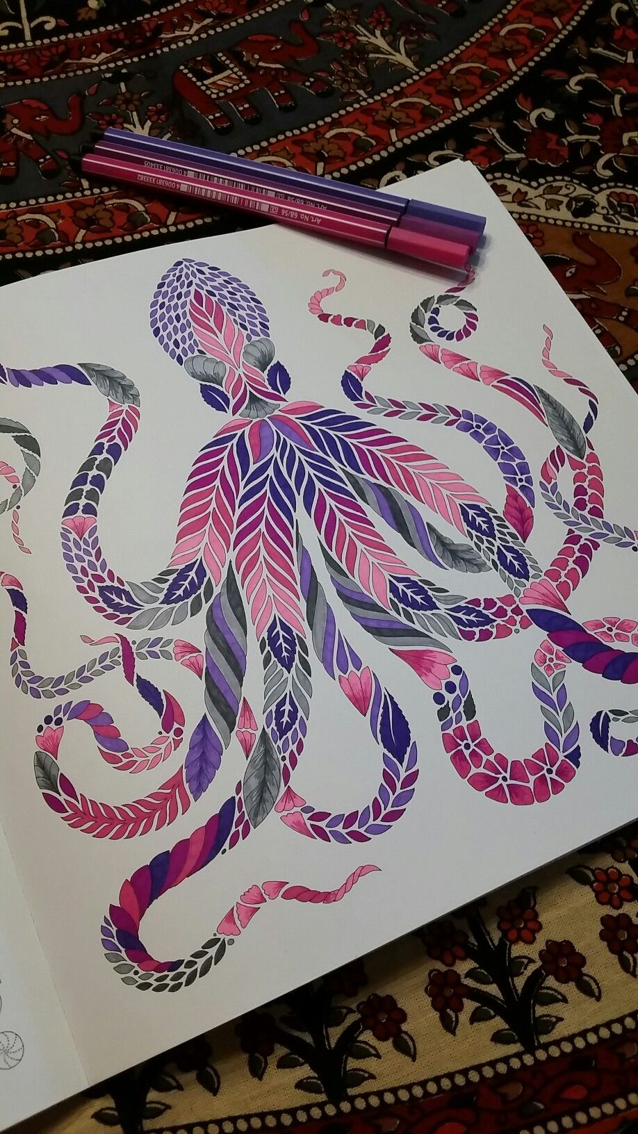 Mimic Octopus\
