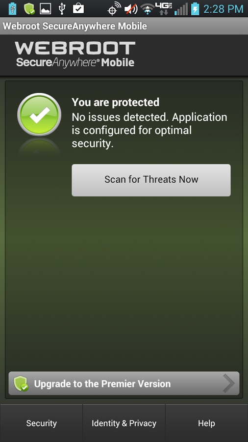 Webroot Mobile Security for Android & iOS are fully
