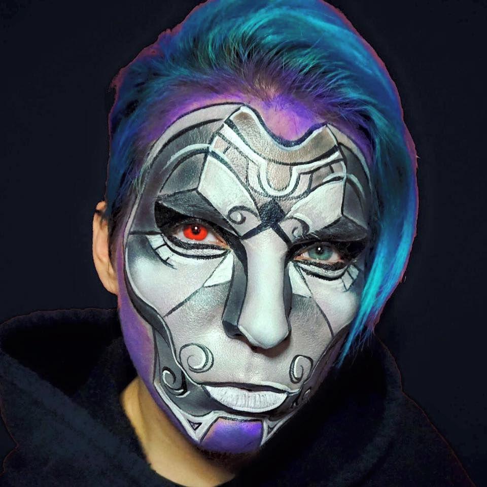 Jhin from League of Legends League of legends, Halloween