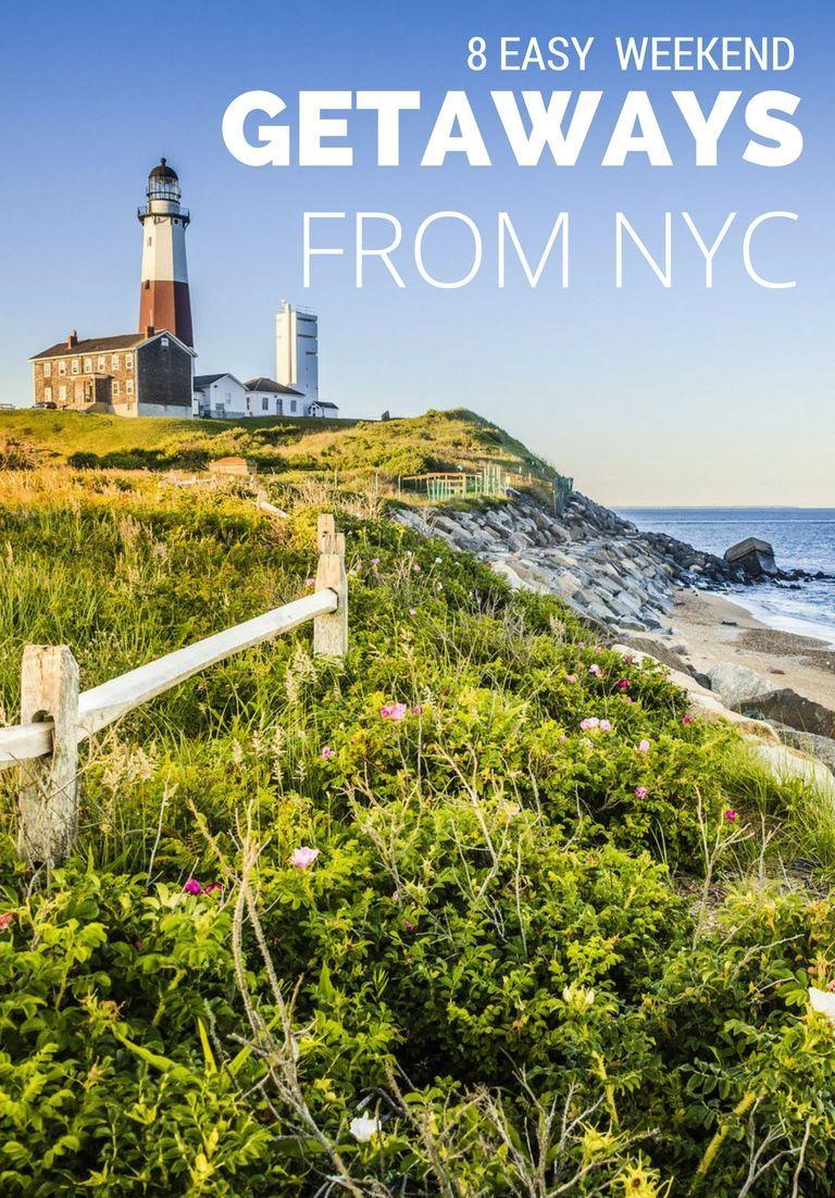 8 Easy Weekend Getaways From New York City Jetsetter Weekend Getaways From Nyc Weekend Getaways Vacation Spots