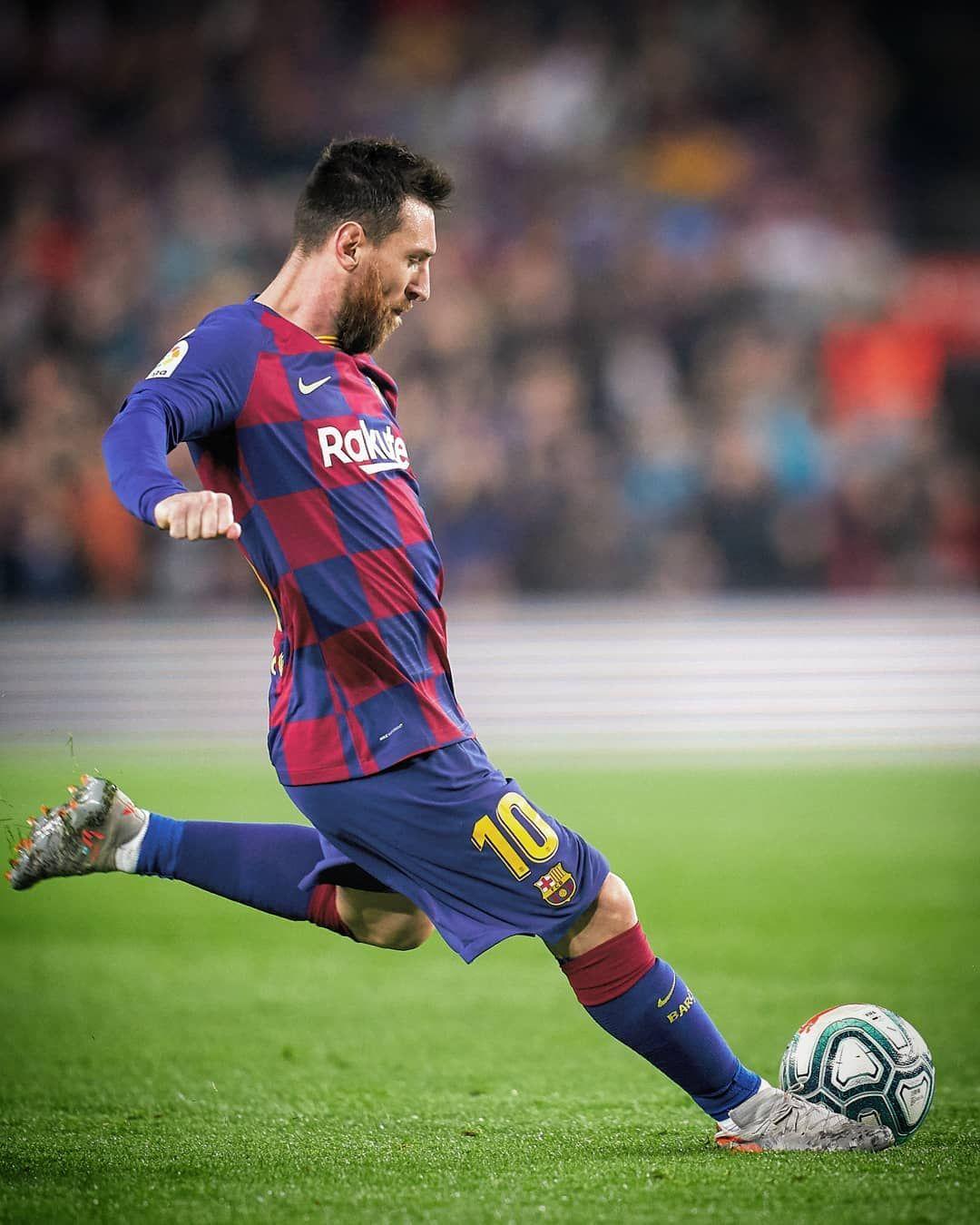 Uefa Champions League On Instagram Free Kick M3ssi Leo Messi Has Now Scored 52 Hat Tricks I Leo Messi Lionel Messi Barcelona Messi Player