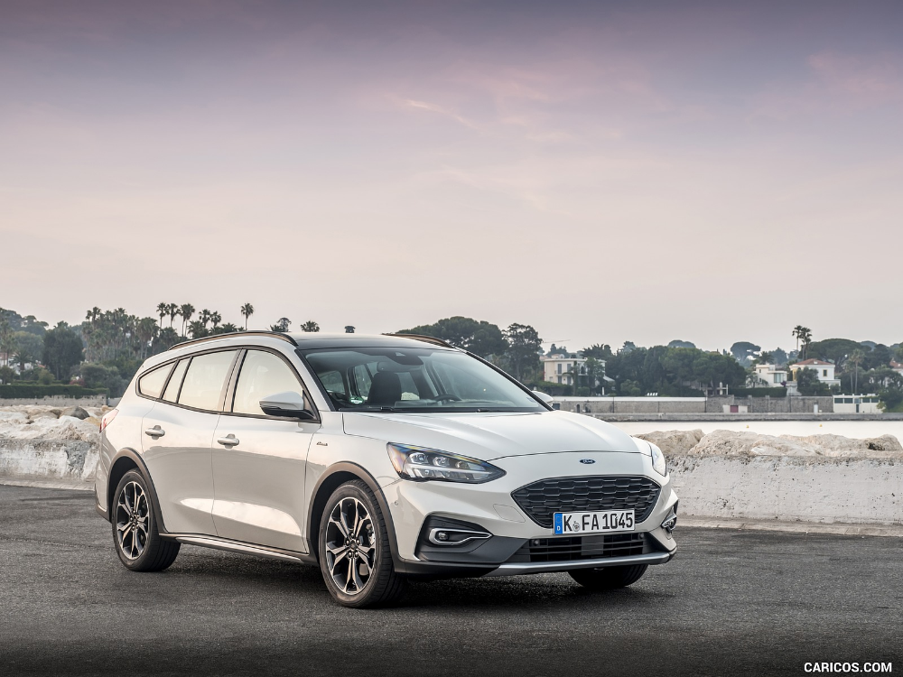 2019 Ford Focus Active Ford Focus 2019 Ford Ford