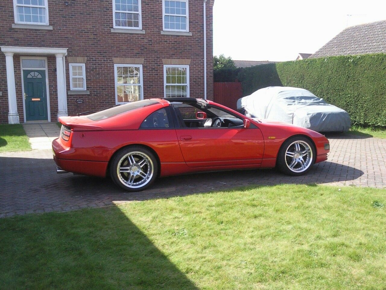 nissan 300zx twin turbo uk spec rare now in the uk