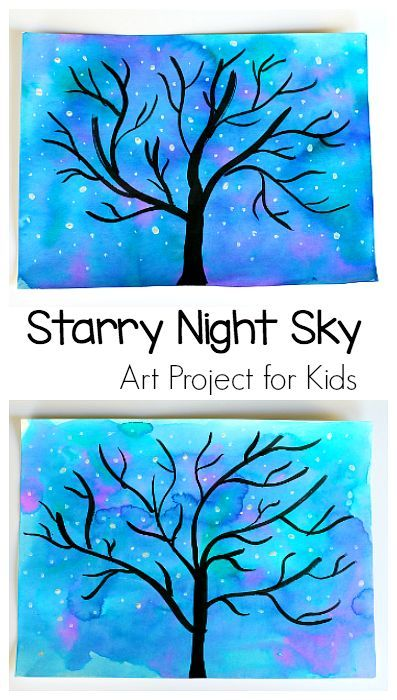 Unique Nighttime Crafts for Preschoolers