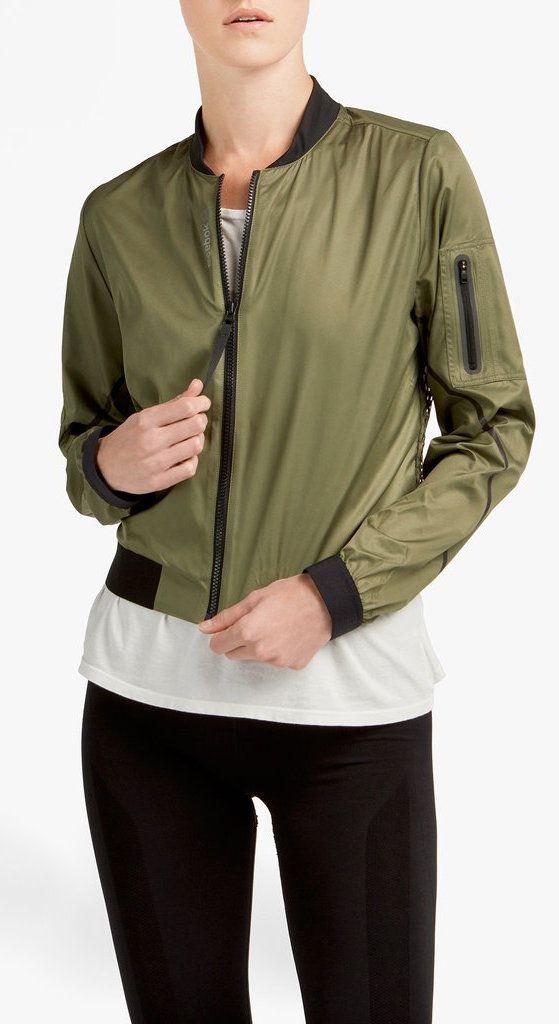 19a36cb27c9 Cardio Jacket | key pieces | Jackets, Outfits, Fashion outfits