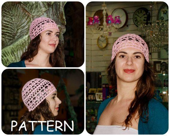Best Lace Crochet Hat Pattern Crochet Hat Lace Pattern Boho Hat