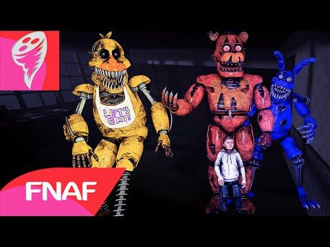 SFM FNAF] FIVE NIGHTS AT FREDDY'S 4 SONG (TONIGHT WE'RE NOT