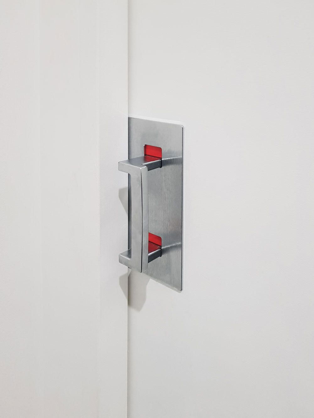 Cl400 Ada Magnetic Hardware For Pocket Doors By Cavity