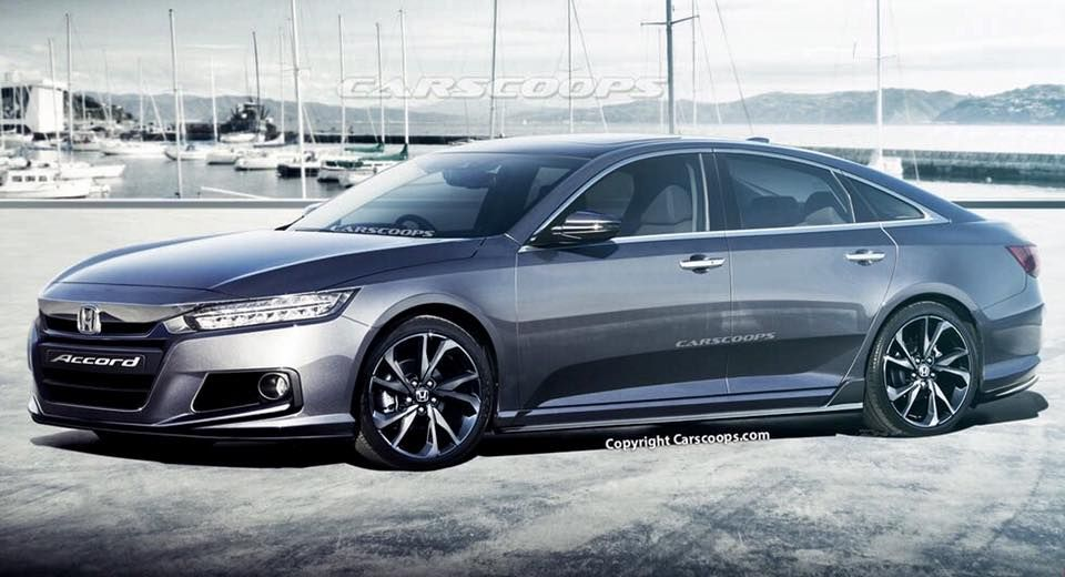 BREAKING NEWS!! 2018 Accord will NOT offer a V6. Honda is