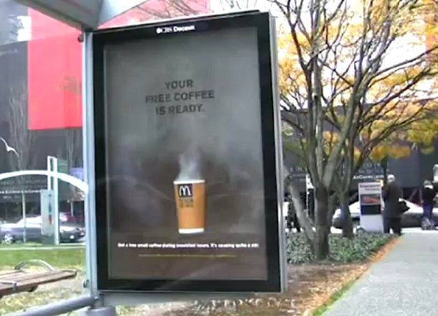 Incredibly Creative Outdoor Ads Bus Shelters - 17 incredibly creative billboard ads