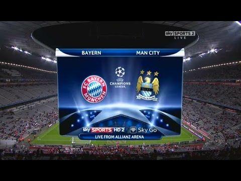 Free Watch Bayern Munich Vs Manchester City Live Stream Online Uef Manchester City Online Streaming Bayern