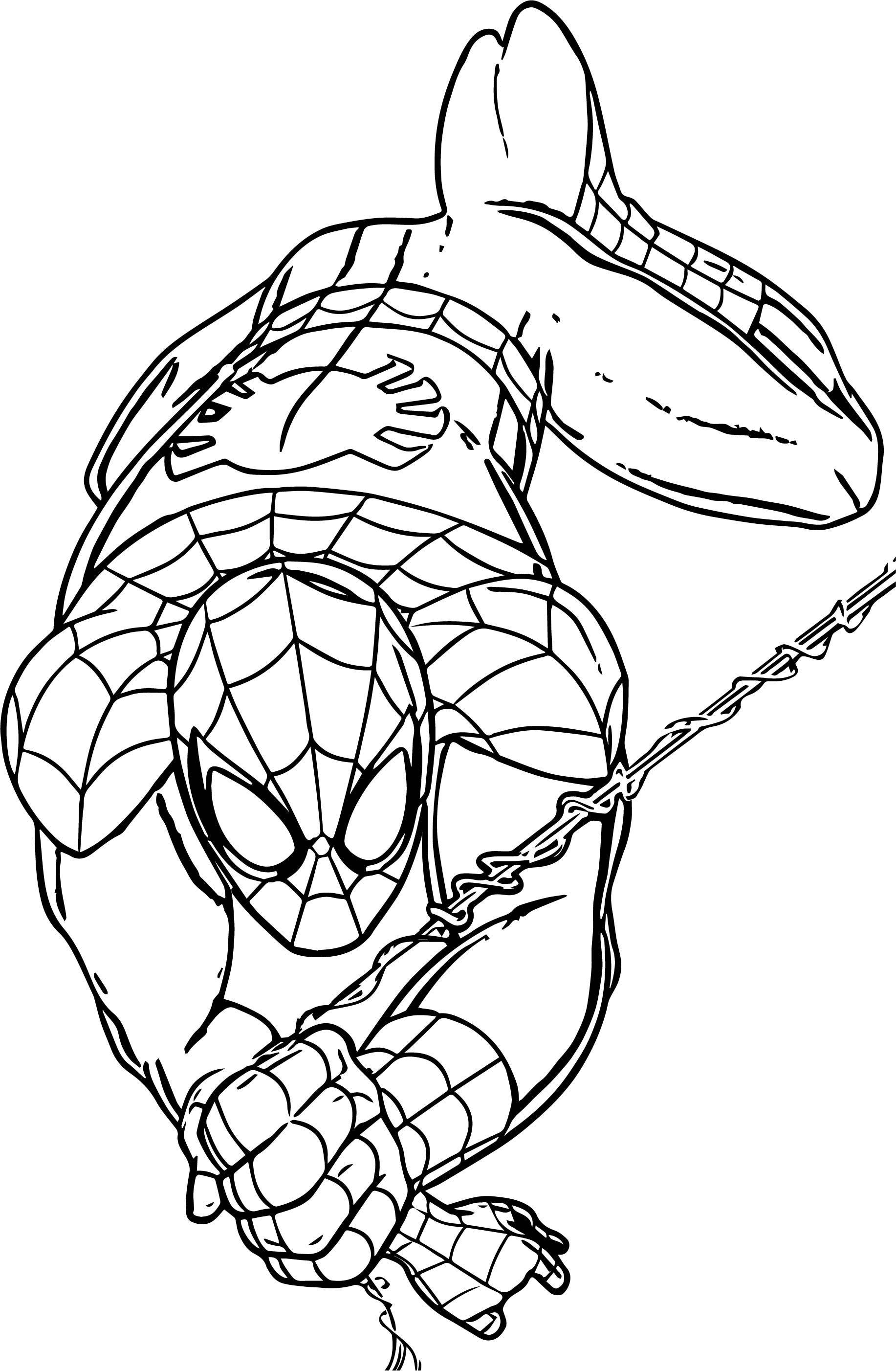 Nice Marvel Universe Ultimate Spider Man Spider Man Coloring Page Spiderman Coloring Marvel Coloring Superhero Coloring