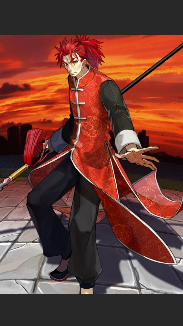 Li Shuwen Fate, Journey to the west, Fate stay night