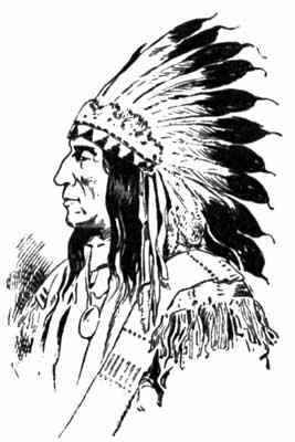 Native American Coloring Page Pyro Graphs Patter Scratchboard