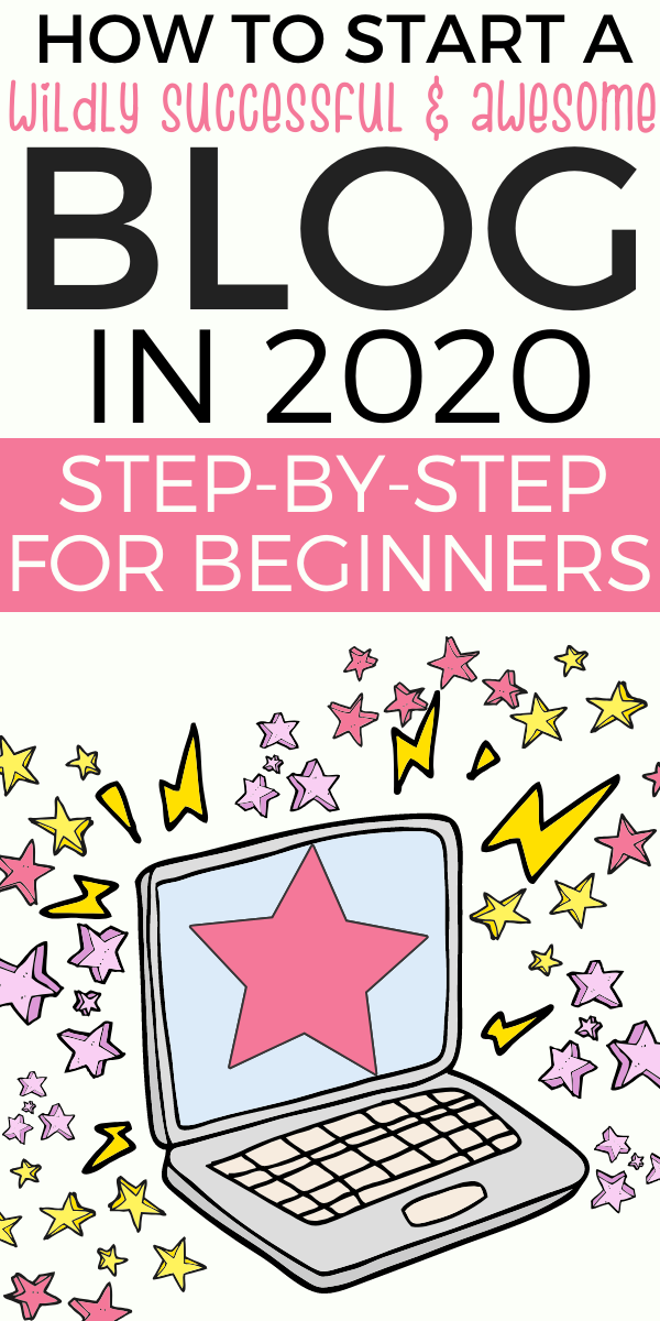 How To Start A Blog And Make Money In 2021 How To Start A Blog Blogging For Beginners Make Money Blogging
