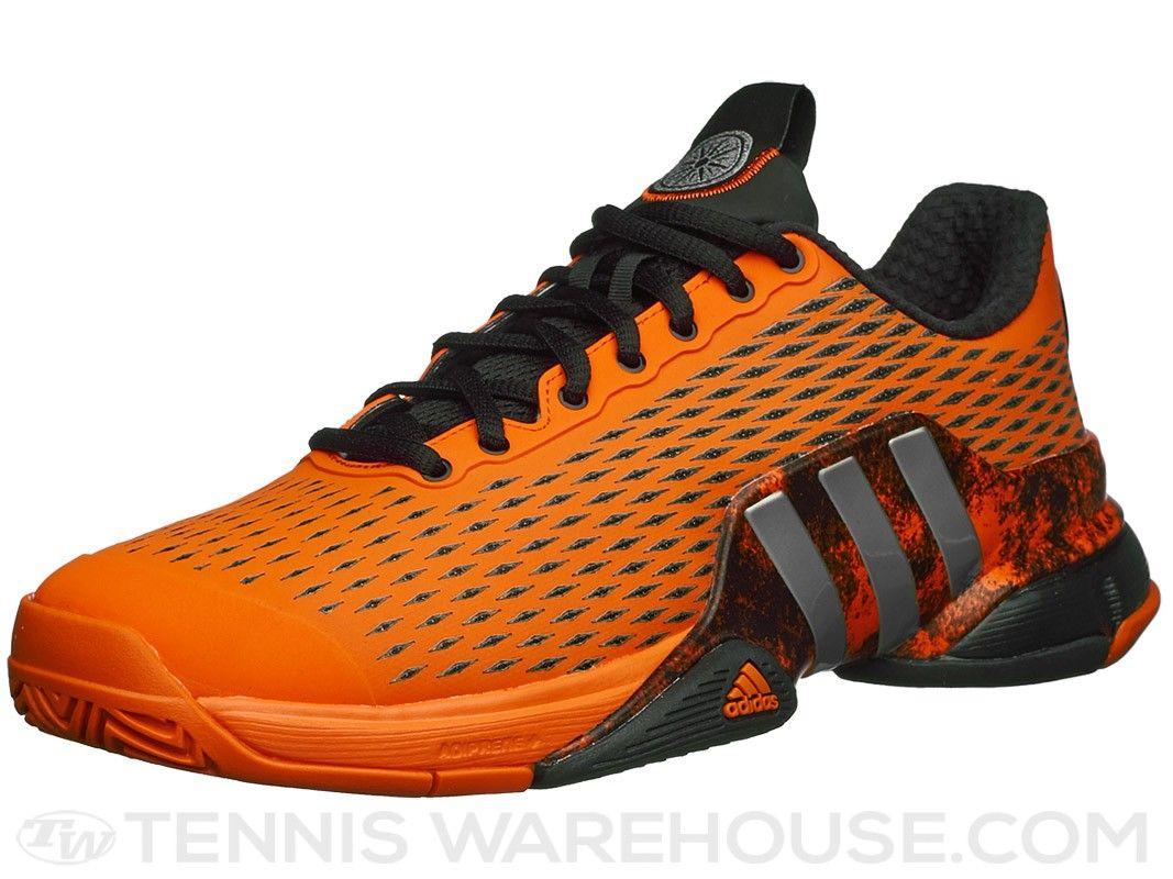 Adidas Barricade  Grey Royal Men S Shoe