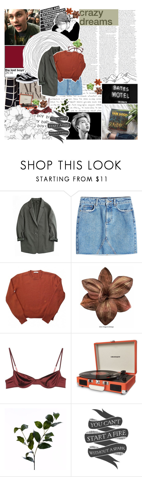 """when you treat me wrong it's so right // #247 ~ 300617"" by elliebonjelly ❤ liked on Polyvore featuring GET LOST, Anine Bing, Marni, Dot & Bo, Wyld Home, Native State and EyeBuyDirect.com"