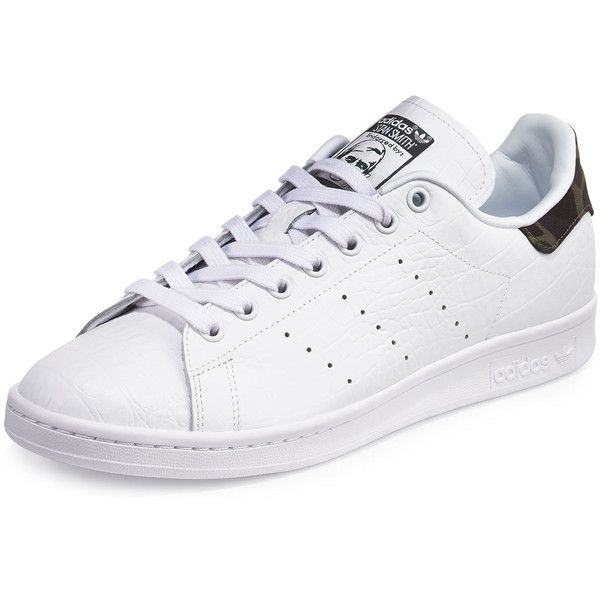 8066bc8fd52cf9 Adidas Men s Stan Smith Original Sneaker w Camo Patch ( 85) ❤ liked ...