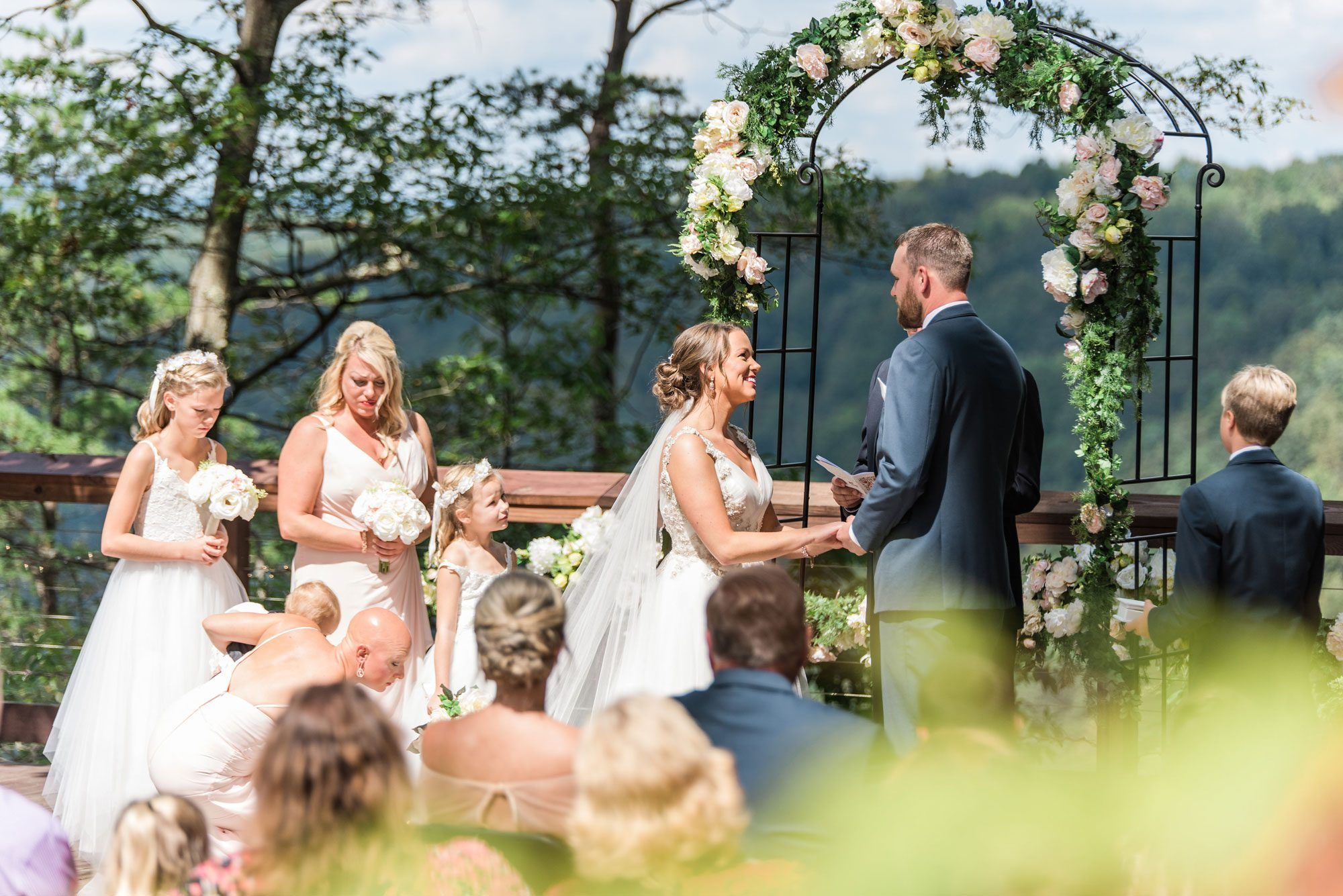 A Wedding Adventure on the New River Gorge | New river ...