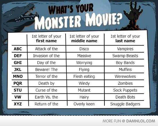 What Is Your Halloween Name Find Mine Quiet Ghost Walker