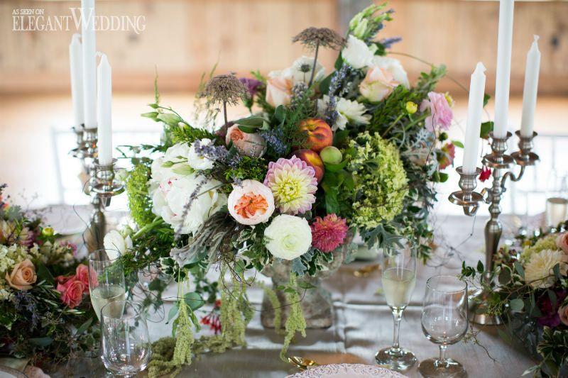 Rustic Southern Charm Wedding Decor