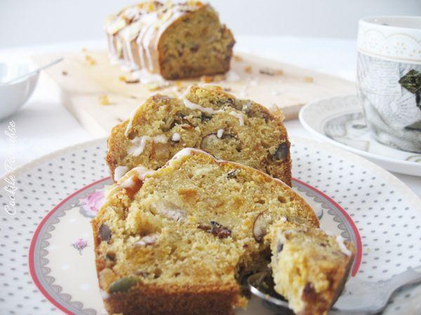 Automne-Hiver Cake bread - Cookile Paradise