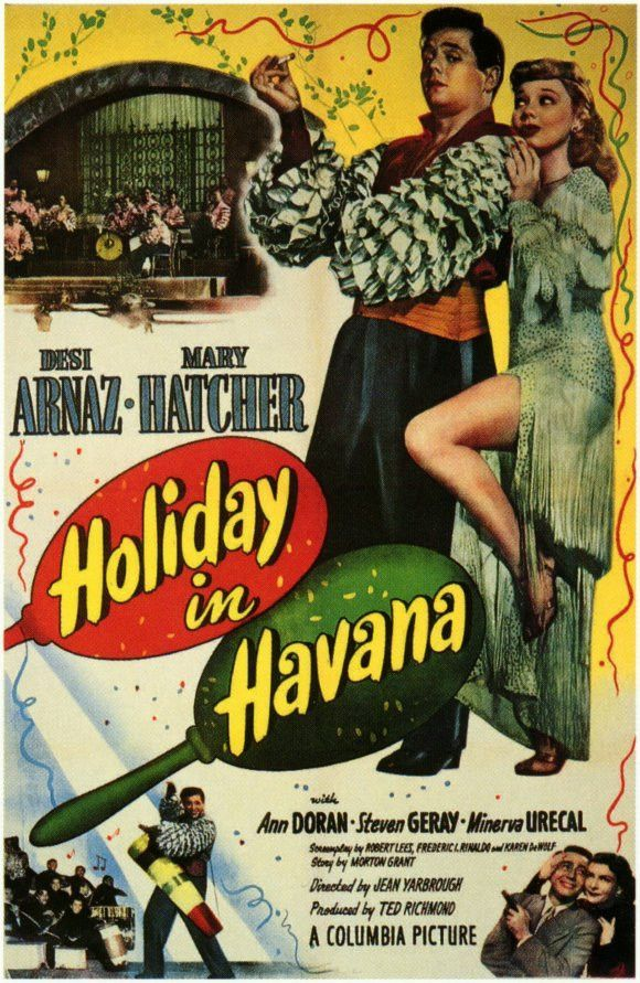 Download Holiday in Havana Full-Movie Free