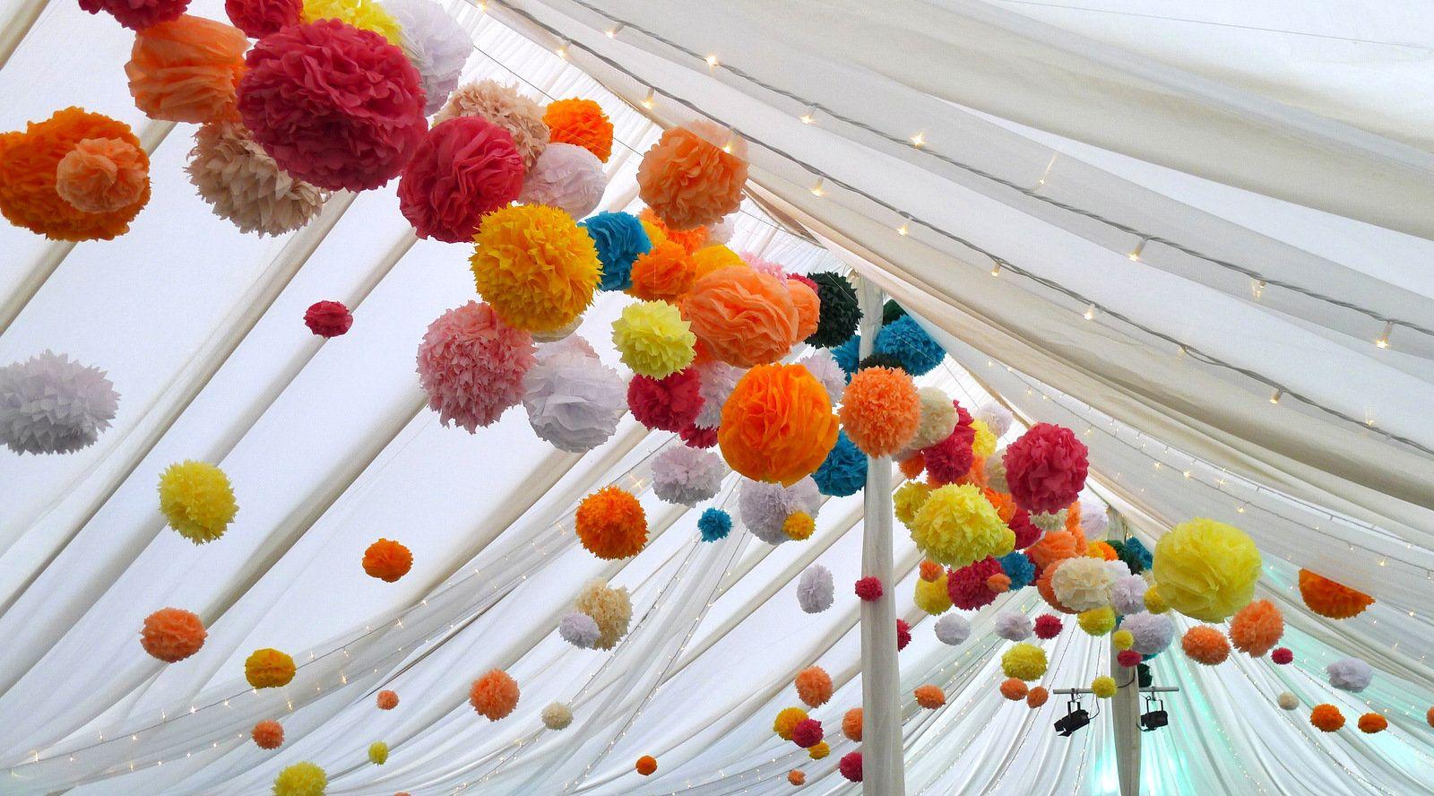 Kolorowe Inspiracje ślubne Dobre Pomysły Na Dekorację