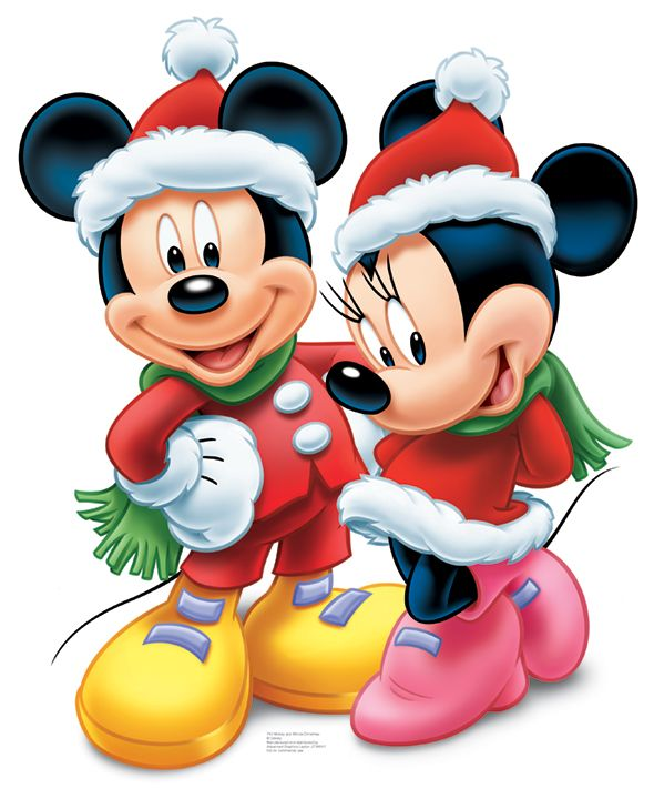 Mickey Mouse Christmas Coloring Pages | Mickey Mouse and Minnie ...